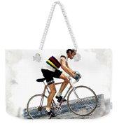 Eddie Merckx #2 Weekender Tote Bag
