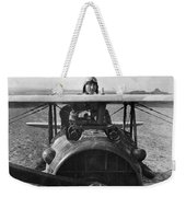Eddie Rickenbacker - World War One - 1918 Weekender Tote Bag
