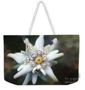 Edelweiss Weekender Tote Bag