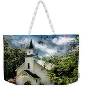 Eden Church Weekender Tote Bag