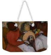 Edgar Degas - The Milliners - 1898 Weekender Tote Bag