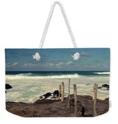 Edge Of The World Weekender Tote Bag