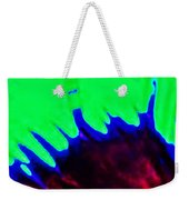 Edge Of Time And Space Weekender Tote Bag