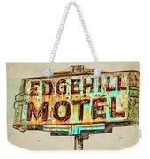 Edgehill Sketched Weekender Tote Bag