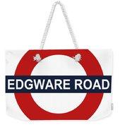 Edgware Road Weekender Tote Bag