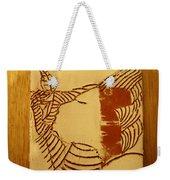 Edify - Tile Weekender Tote Bag