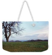 Edinburgh - Boots On The Tree Weekender Tote Bag