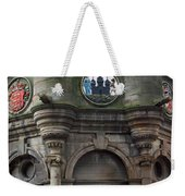 Edinburgh Church Weekender Tote Bag