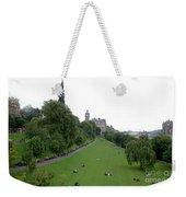 Edinburgh Park  Weekender Tote Bag