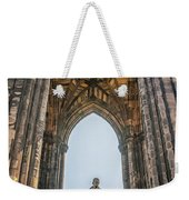 Edinburgh Sir Walter Scott Monument Weekender Tote Bag