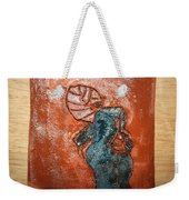 Edith - Tile Weekender Tote Bag