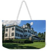 Edith Wharton Estate Weekender Tote Bag