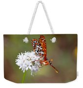 Edith's Checkerspot Five Weekender Tote Bag