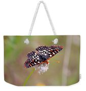 Edith's Checkerspot Three Weekender Tote Bag