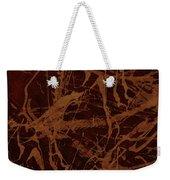 Edition 1 Rust Weekender Tote Bag