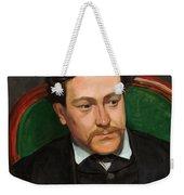 Edouard Blau Weekender Tote Bag