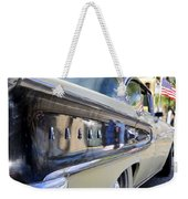 Edsel On Parade Weekender Tote Bag