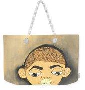 Educated Weekender Tote Bag