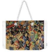 Edward Atkinson Hornel 1864 - 1933 Carnival Day, Japan Weekender Tote Bag