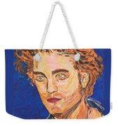 Edward Cullen Weekender Tote Bag