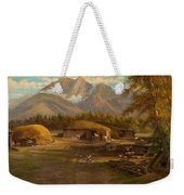 Edward Hill 1843-1923 Adamsons Ranch, Utah Weekender Tote Bag