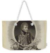 Edward Scriven 1775-1841 His Royal Highness The Duke Of Cumberland. 1807 Weekender Tote Bag