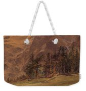 Edward Theodore Compton American 1849-1921 Mountains At Twilight, 1907 Weekender Tote Bag