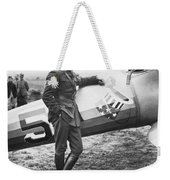Edward V. Rickenbacker Weekender Tote Bag