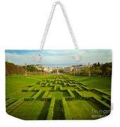 Edward Vii Park Weekender Tote Bag