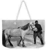 Edward Wilson (1872-1912) Weekender Tote Bag