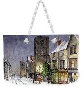 Edwardian Oxford Weekender Tote Bag