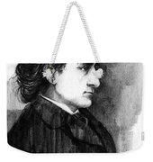 Edwin Booth Weekender Tote Bag