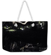 Eery Reflections Weekender Tote Bag