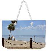 E G Simmons Park Beach Weekender Tote Bag