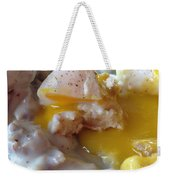 Egg And Gravy Weekender Tote Bag