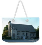 Egg Harbor Church Weekender Tote Bag