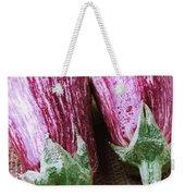 Egg Plants Weekender Tote Bag