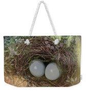 Eggs In A Nest Weekender Tote Bag