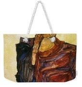 Egon Schiele (1890-1918) Weekender Tote Bag