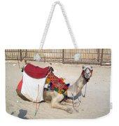 Egypt - Camel Weekender Tote Bag