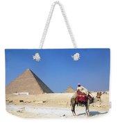 Egypt - Pyramid Weekender Tote Bag