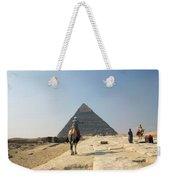 Egypt - Pyramid3 Weekender Tote Bag