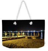 Egypt At Night Weekender Tote Bag