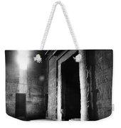 Egypt: Dendera: Temple Weekender Tote Bag