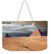 Egypt Eyes Weekender Tote Bag