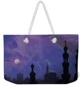 Egypt Mosque  Weekender Tote Bag