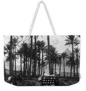 Egypt: Village Weekender Tote Bag