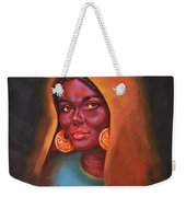 Egyptian Beauty Weekender Tote Bag