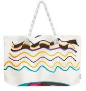 Egyptian Design Weekender Tote Bag