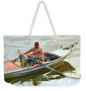 Egyptian Fisherman Weekender Tote Bag